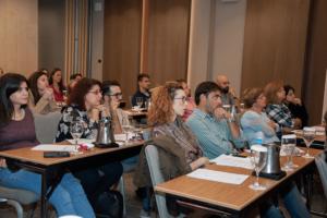 34η πανελλήνια εκπαιδευτική διημερίδα ειδικευομένων ψυχιατρικής 2018 με θέμα θεωρία και πράξη στην ψυχιατρική - 34th panhellenic workshop of psychiatric trainees 2018 on theory and practice in psychiatry