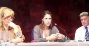 Dr Jenny Soumaki, Angeliki Christodoulou (Psychologist and developmental psychologist) and Professor Dimitris Anagnostopoulos.