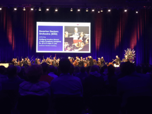 Opening Ceremony, 17th World Congress of Psychiatry, Berlin, 8-12 October, 2017