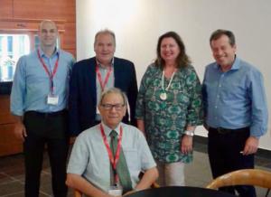 Εταιρεία Προληπτικής Ψυχιατρικής ΕΠΡΟΨΥ στο Πανελλήνιο Συνέδριο Ψυχιατρικής 2018 - Συνάντηση ΕΠΙΟΝΗ. Society of Preventive Psychiatry SPP at the Panhellenic Psychiatric Congress 2018 - EPIONI Meeting.