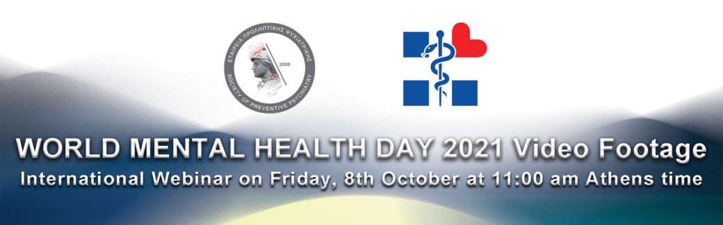 World Mental Health Day 2021 Video Footage